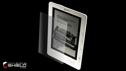 invisibleSHIELD for the Amazon Kindle DX