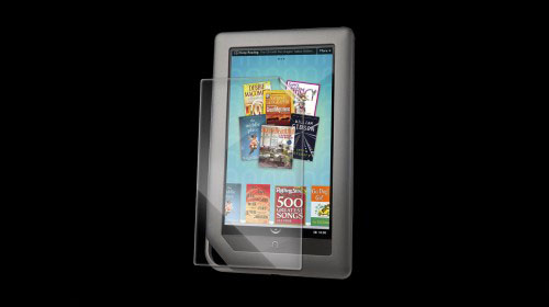 invisibleSHIELD for the Barnes and Noble Nook Color