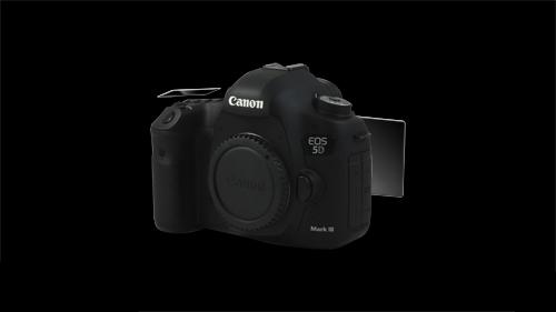 invisibleSHIELD for the Canon EOS 5D Mark III