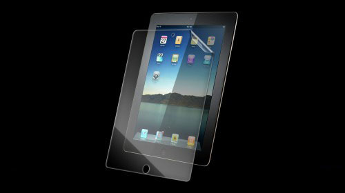 invisibleSHIELD for the Apple iPad 2 (Smudge Proof)