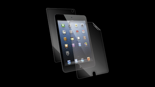 invisibleSHIELD for the Apple iPad Mini